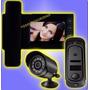 Portero Visor Color Lcd 4 + Camara Infrarroja Cctv Seguridad