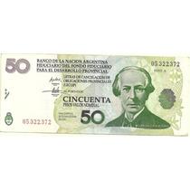 Billete Bono 50 Lecops Muy Bueno