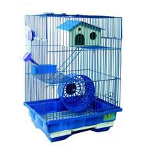 Petshopbeto - Hamstera 2 Pisos Hamster Rusos Sirios Jerbos