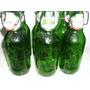 Botellas De Cerveza Vacias Grolsch De 450ml Lote X 3