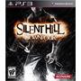 Ps3 - Silent Hill Downpour - Nuevos Sellados - Disco Físico