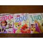 Lote X 3 Libros Disney Princesas Juegos Y Actividades Palerm