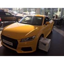 Nueva Audi Tt 2016, Sea El Primero En Tenerla