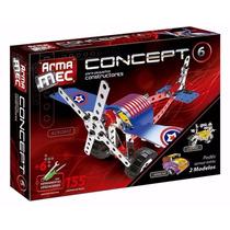 Arma Mec Concept 6 Con Herramientas Tipo Mecano