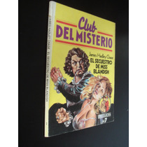 El Secuestro De Miss Blandish James Hadley Chase