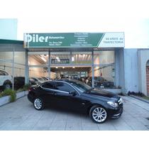 Mercedes Benz Clase C250 Blue Efficiency Coupe 2012 46655831