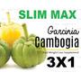 Garcinia Cambogia Slim Max Xtreme Promo 3 Al Valor De 1