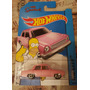 Lote Hot Wheels Simpsons Family Car Homero Y Homero Movil