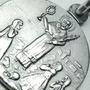 Medalla De Plata 925 San Ramon Nonato