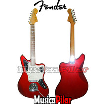 Guit Electrica Fender Classic Player Jaguar Musica Pilar
