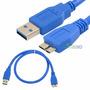 Cable Usb 3.0 Transf Datos Discos Externos-celular. Cordoba