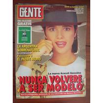 Gente 1495 17/3/95 A Gonzalez Padre Mario C Schiffer