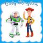 Muñecos Amigos Interactivos Toy Story Buzz Y Woody.original!