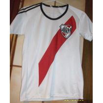Lote De Remera Y Short Con Pollera De River Plate. Talle 16.