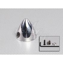 Cono Porta Hélice De Aluminio 45mm Para Motores Eléctricos