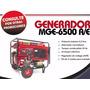 Grupo Electrógeno Generador Sensei Mge-6500 - Honda Quilmes