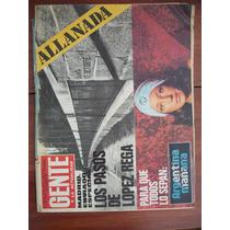 Gente 588 28/10/76 Lopez Rega C Gambino R Uriburo C Larentis