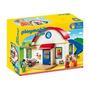 Playmobil 6784 - Casa Con Familia Linea 123