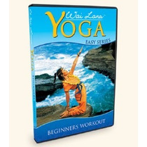 Dvd Yoga Para Principiantes Español Wai Lana Serie Inicial