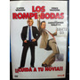 Los Rompebodas Wedding Crashers Dvd R4 Original