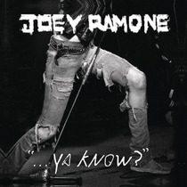 Joey Ramone Ya Know Cd Original Clickmusicstore Promo 5x1