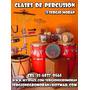 Clases De Percusion (individuales Y Grupales)