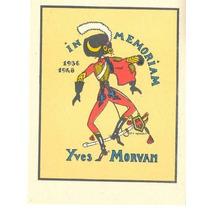 Ex Iibris- P. F. Morvan ( Francia ) - Soldado