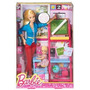 Barbie Maestra Con Accesorios Linea Quiero Ser