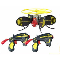 Guerra De Drones X 2 Hovertech Original Intek La Lucila