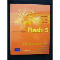 Macromedia Flash 5 David Karlins Animar Paginas Web X