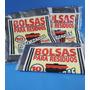 Bolsas De Residuos/consorcio Ref. Negras 45 X 60 Cm (x 100)