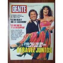 Gente 1052 19/9/85 A Andre L Kuliok L Lavallen P Logares