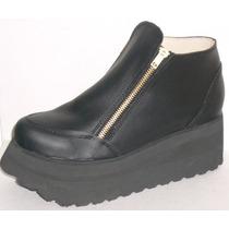 Botas Botinetas Zapatos Plataforma