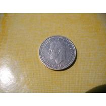 Moneda España 1 Peseta 1983 Juan Carlos I Rey De España