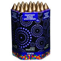 Fuegos Artificiales Torta Fantasy King Cadenaci Pirotecnia
