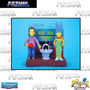Wos Simpsons Marge Y Jacques Playset Playmates Homero Fezman