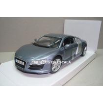 Audi R8 - Supercar - Azul Claro - Maisto 1/24