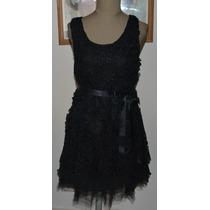 Vestido Negro - Fiestas- Casamientos - 15 Años
