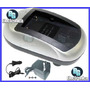 Cargador De Bateria P/ Minolta Np-800 Dimage A200 Dg-5w