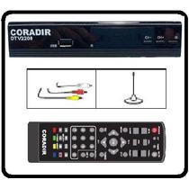 Kit Sintonizador Digital Antena Tv Publica Hd Instalacion