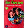 In Focus 3 - Student´s Book + Workbook + Grammar Builder