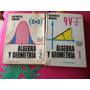 Matemática Moderna Algebra Y Geometria 2 Tomos