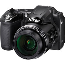 Camara Nikon Coolpix L840 38x Zoom Wifi 16mpx Nfc Full Hd