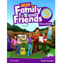 Family And Friends (2/ed.) 5 - Class Book Con Multi-rom (1)