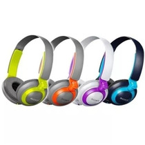 Auricular Sony Mdr-xb200 Extra Bass Color Blister Sonido Hd