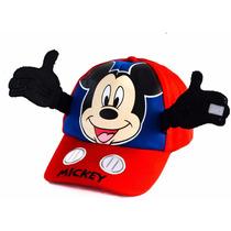 Gorro Mickey Mousse Original Disney Línea Premium