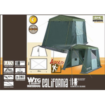 Carpa Waterdog California. Comedor 2mx3m