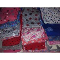 Calza De Modal Estampadas De Nenas Talle 4 Al 14 X4 Unidades