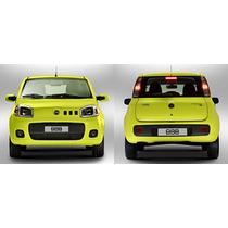 Fiat Novo Uno 2016 Y Mini Cuotas Nj