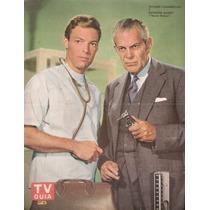 Poster Tv Guia # 46 - Dr Kildare - Chamberlain - Massey